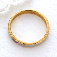プラチナ900K18ゴールドマリッジリング【ペア売り】(Serieux/アンゼリカ)[9295500102lm]