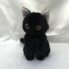 渡辺あきお「いっしょがいいね」猫シリーズ黒猫(大)