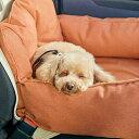 もっちりあご乗せカーベッド M  犬 猫 ドライブ用品 車用ベッド カーベッド PEPPY ペピイ その1