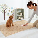 ピタッと吸着 拭ける防水マット 90×120cm 犬 猫 マット 滑り止め 防水 汚れ防止 おしゃれ インテリア ペット ペピイ PEPPY 2