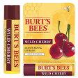 郵便送料無料 バーツビーズ ワイルドチェリー リップバームスティック 4.25g[6773] Burt's Bees