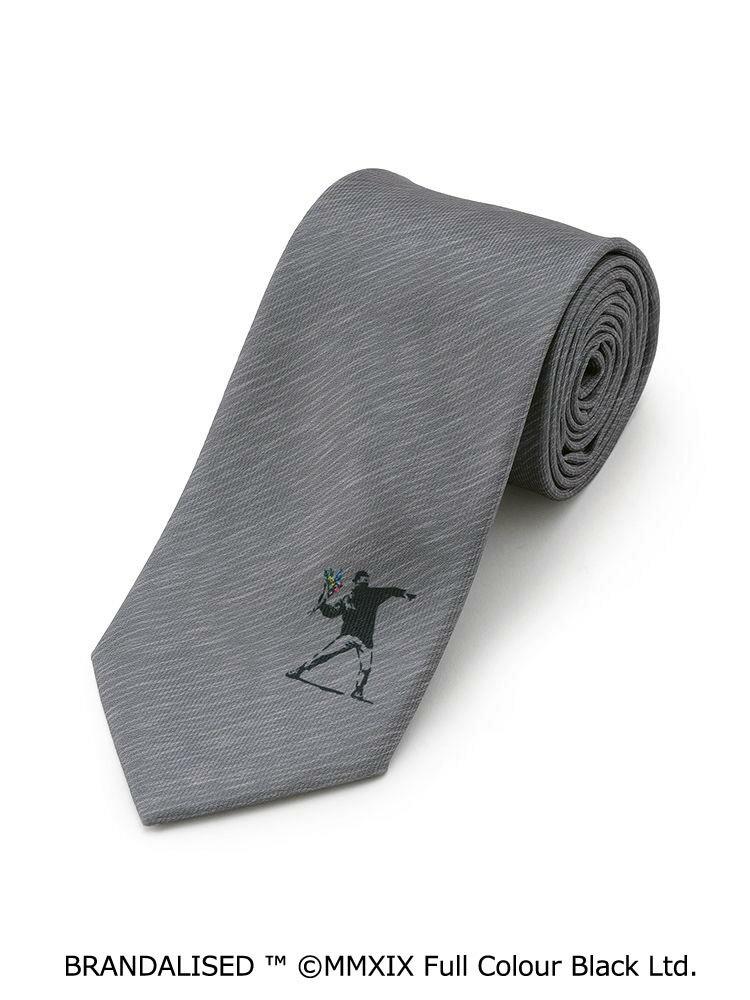 スーツ用ファッション小物, ネクタイ  Flower Bomber