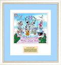ディズニー スタンプ (切手) ミッキーマウス ミニーマウス 「ドリーム ウェディング」 1999年グレナダ(カリブ海の島国)発行 取寄品 3週間前後 新生活 プレゼント
