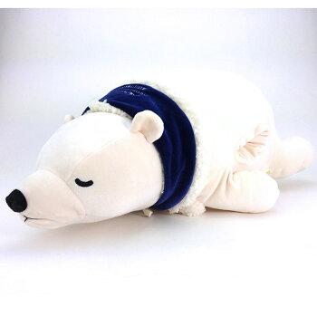 ねむねむアニマルズラッキーハンドマフ抱き枕