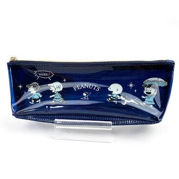 スヌーピー 歯ブラシケース NV スヌーピー サマー トラベル 紺 グッズ (MCOR)