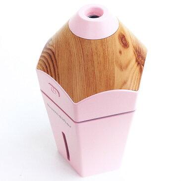 ミニ加湿器 色えんぴつタイプ ピンク インテリア グッズ