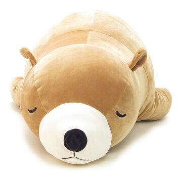 抱き枕ぬいぐるみ抱き枕ぬいぐるみクマのクッキーBIG特大ねむねむプレミアム