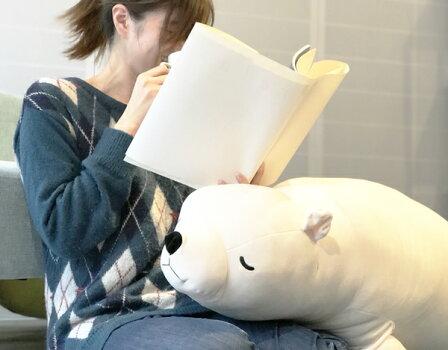ねむねむアニマルズラッキー抱き枕BIG