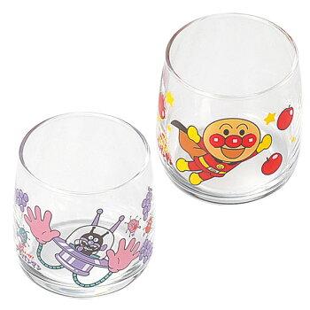ペアセット(ミニグラス2個とデザートボール2個)アンパンマンキッチン用品【楽ギフ_包装】
