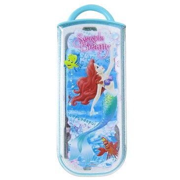 入園準備 アリエル 食洗機対応 スライド式トリオセット はし・スプーン・フォーク リトル・マーメイド ディズニー ランチ用品 子供用 可愛いキャラクターグッズ