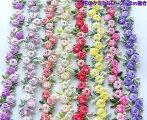 小花のケミカルレース