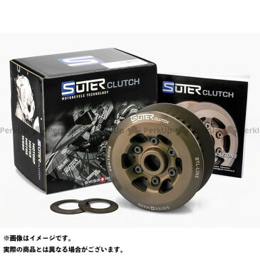 【無料雑誌付き】SUTERCLUTCH モンスター1100 クラッチ SUTER スーター Ducati 乾式 スリッパークラッチのみ スータークラッチ