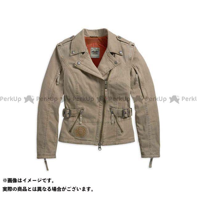 HARLEY-DAVIDSON レディースアパレル LD'S JKT/Sola Textile RidingJacket サイズ:L ハーレーダビッドソン画像