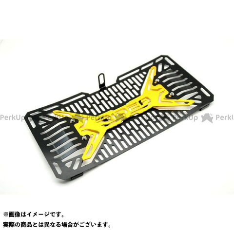 【無料雑誌付き】【特価品】RIDEA TMAX530 ラジエター関連パーツ ラジエーターコアガード(ゴールド) リデア