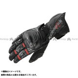 【無料雑誌付き】KOMINE レーシンググローブ 2020春夏モデル GK-235 チタニウムレーシンググローブ(ブラック) サイズ:XL コミネ