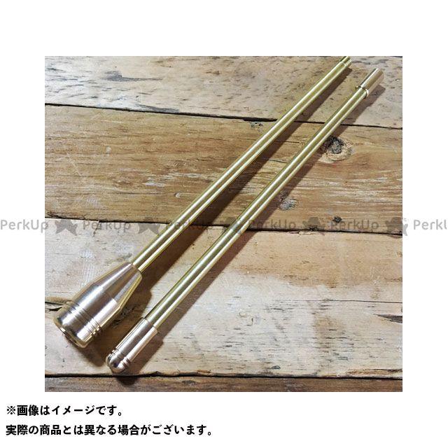 【エントリーで最大P21倍】Nora Outdoor Tools ストーブ・グリル類 ALL真鍮製火吹き棒「野良ブラスター」 2本継60cm 野良道具製作所画像