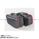 【無料雑誌付き】TANAX ツーリング用バッグ ライトスポルトサイドバッグ(レッド) タナックス