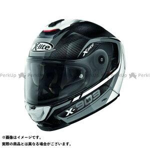 エックスライト フルフェイスヘルメット X-903 Ultra Carbon Cavalcade N-Com Helmet(ブラック-ホワイト)X9U000367011 サイズ:XS X-lite