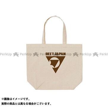 【無料雑誌付き】BEET ツーリング用バッグ BEET トートバッグ(ナチュラル) ビートジャパン
