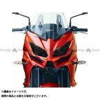 【無料雑誌付き】PYRAMID PLASTICS XL1000Vバラデロ ヘッドライト・バルブ Honda XL 1000 V Varadero Headlight Cover Clear 2003>2013 | 091311 ピラミッドプラスチック