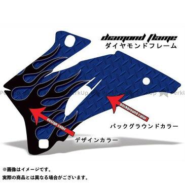 AMR Racing GSX-R600 GSX-R750 ドレスアップ・カバー 専用グラフィック コンプリートキット デザイン:ダイヤモンドフレーム デザインカラー:ホワイト バックグラウンドカラー:イエロー AMR
