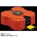 【無料雑誌付き】BRUNTON ツーリングギア・その他ツーリング用品 REVOLT 9000-USB パワーバンク USB大容量バッテリー カラー:オレンジ ブラントン