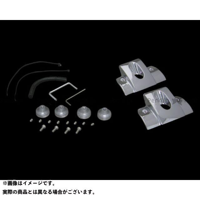 ネオファク ハーレー汎用 ドレスアップ・カバー ブリッジタイプ ヘッドボルトカバー クローム 99y- BT ネオファクトリー
