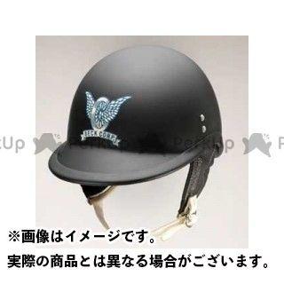 ベック ハーフヘルメット BECK SHORTY 『ベック・ショーティ』 カラー:マットブラック サイズ:M/L(頭囲58-60cm) BECK画像