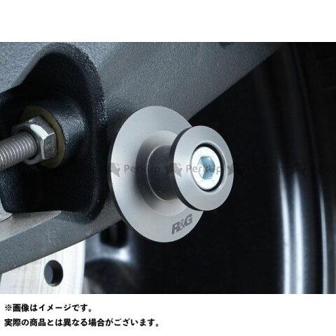 【無料雑誌付き】R&G タイガー800 その他ステップ関連パーツ スタンドフック M10 カラー:チタン アールアンドジー