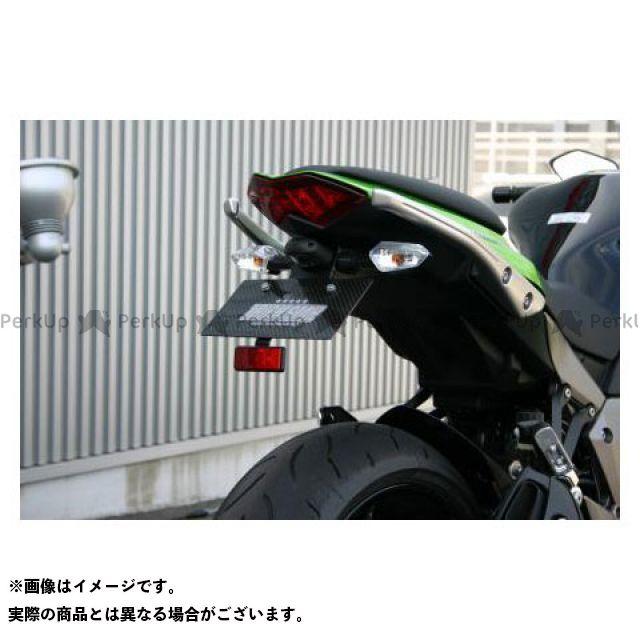 TRICKSTAR ニンジャ1000・Z1000SX フェンダー フェンダーレスキット(ブラック)