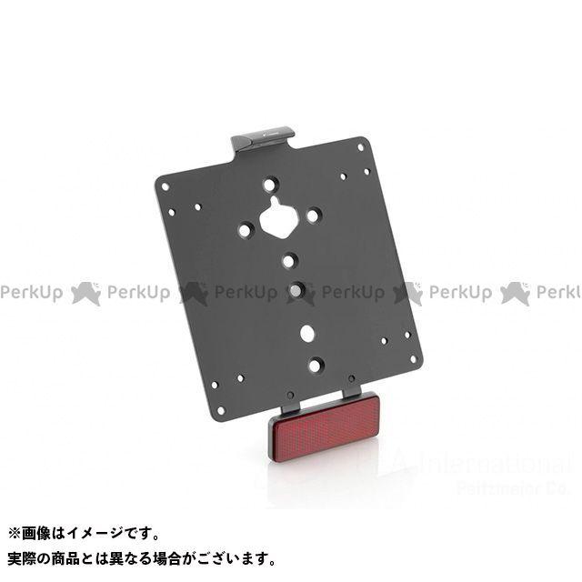 高い素材 エントリーで最大P19倍 RIZOMA FLS ソフテイルスリム その他外装関連パーツ ライセンスプレートベース ブラック サイズ 186×146mm リゾマ, RISTAGE b44c67ac