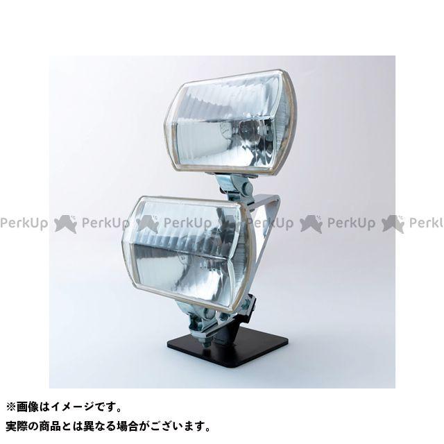 ツーパーセンター SR400 SR500 650XS1 ヘッドライト・バルブ SR、XS650 デュアルライトキット ミラー 角目2灯