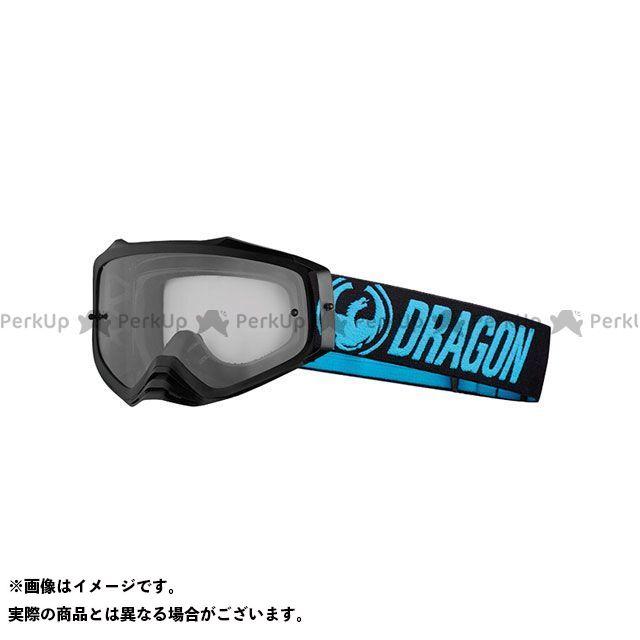 【無料雑誌付き】ドラゴン オフロードゴーグル MXV PLUSゴーグル(ブルー) DRAGON画像