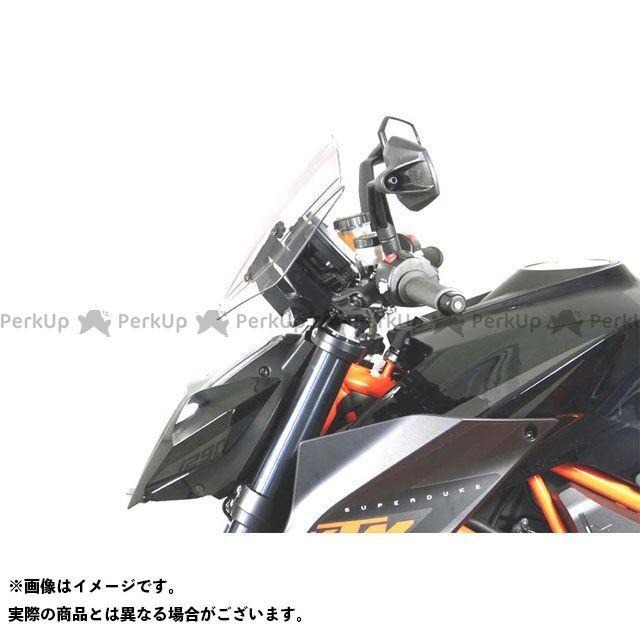 エムアールエー 1290スーパーデュークR スクリーン関連パーツ スクリーン レーシング(クリア)