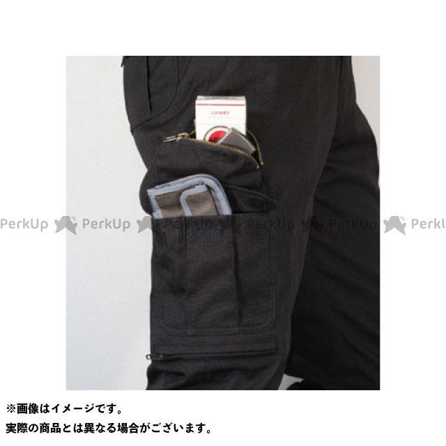 ラフ&ロード ラフアンドロード パンツ RR7501LF バイカーZIPメッシュパンツルーズフィット(ブラック) LW/34-40