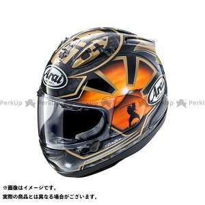 【エントリーでポイント10倍】 アライ ヘルメット Arai  フルフェイスヘルメット RX-7X PEDROSA SAMURAI SPIRIT(RX-7X・ペドロサ サムライ スピリット) 55-56cm