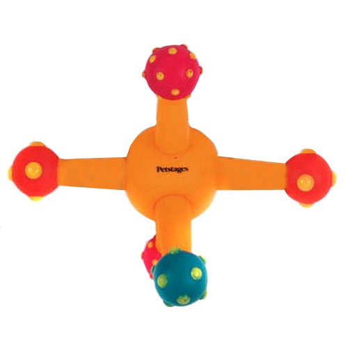 (ペットステージズ) Petstages ワンちゃん用 やわらかジャッキ 取ってこい遊び ドッグトイ 犬用おもちゃ  ペット用玩具 【楽天海外直送】