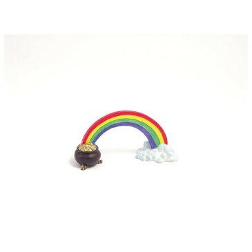 (ローズウッド) Rosewood 水槽用 虹のたもとに金の壺 オーナメント アクアリウム 置物 熱帯魚 【楽天海外直送】