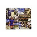 チェルシー フットボールクラブ Chelsea FC オフィシャル商品 レトロ マウスパッド 【楽天海外直送】