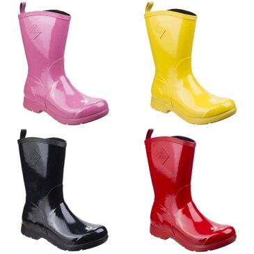 (マックブーツ) Muck Boots レディース Bergen ミドル丈 軽量 レインブーツ 婦人長靴 女性用 【楽天海外直送】
