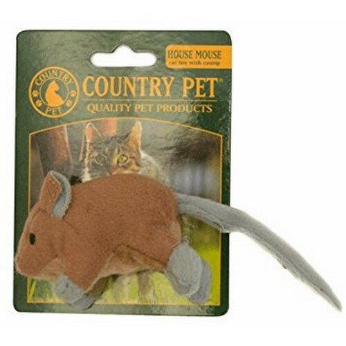 (カントリー・ペット) Country Pet 猫ちゃん用 ぬいぐるみ おもちゃ キャットトイ ペット用 【楽天海外直送】