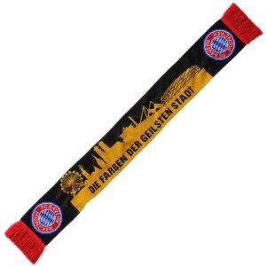 FCバイエルン・ミュンヘン フットボールクラブ FC Bayern Munich オフィシャル商品 ニットマフラー フットボールスカーフ 【楽天海外直送】