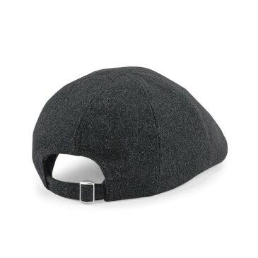 (ビーチフィールド) Beechfield ユニセックス メルトンウール Ivy ハンチング フラットキャップ 帽子 ハット 【楽天海外直送】