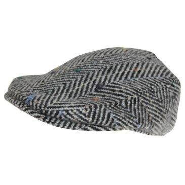 (ホーキンス) Hawkins メンズ ウール ハンチング フラットキャップ 帽子 ハット 【楽天海外直送】