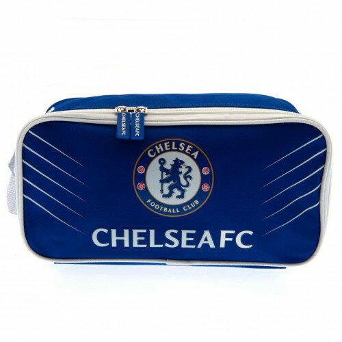 チェルシー フットボールクラブ Chelsea FC オフィシャル商品 ナイロン スパイクケース シューズバッグ 【楽天海外直送】