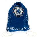 チェルシー フットボールクラブ Chelsea FC オフィシャル商品 ナップサック ジムバッグ 【楽天海外直送】
