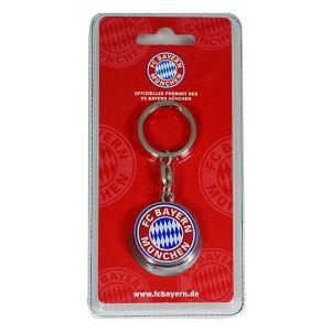 FCバイエルン・ミュンヘン フットボールクラブ FC Bayern Munich オフィシャル商品 キーリング キーホルダー サッカー 【楽天海外直送】