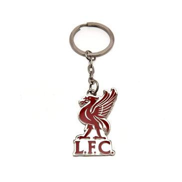 リバプール フットボールクラブ Liverpool FC オフィシャル商品 クレスト キーホルダー 【楽天海外直送】