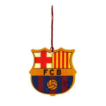 FCバルセロナ フットボールクラブ FC Barcelona オフィシャル商品 車用 エアーフレッシュナー 芳香剤 【楽天海外直送】