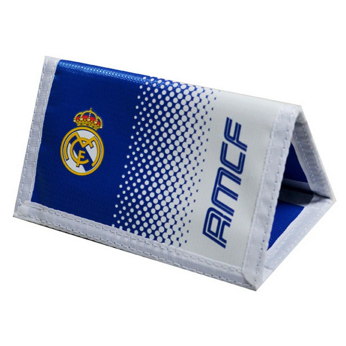レアル・マドリード フットボールクラブ Real Madrid CF オフィシャル商品 サッカー 財布 ウォレット 【楽天海外直送】